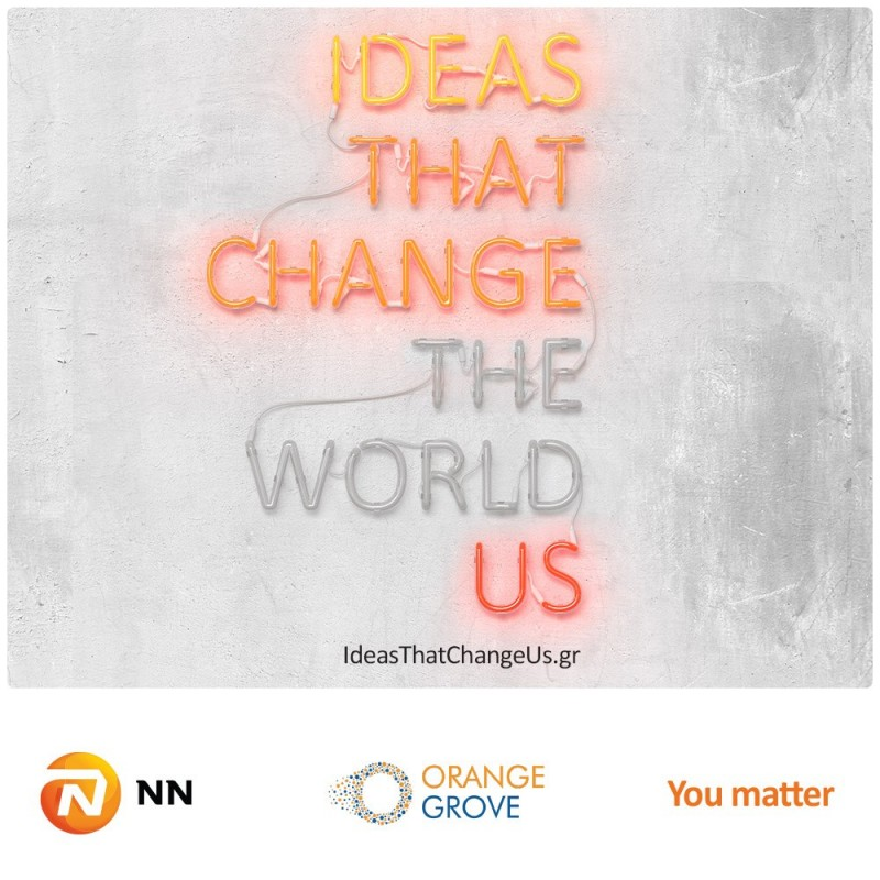 Ideas That Change Us!