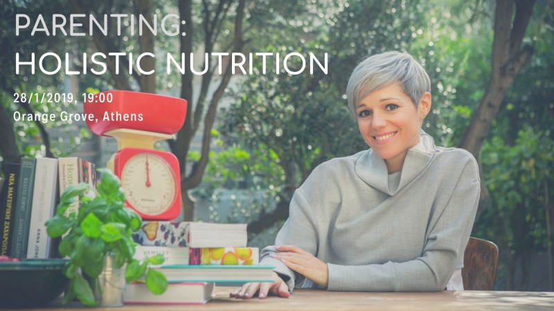 Parenting: Holistic Nutrition